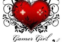 Gamer~love / The love of gaming, because gaming is life / by Stacey Alemond