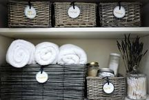 Clean & Organized / Ideas and DIY projects for keeping my home and business clean and organized. / by Nicole Clark, LMSW