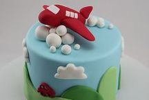 fun cakes... i should try... somedy / by Kerron Mitchell