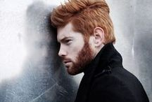 for-redheads - beards / by max