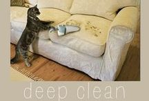 Cleaning&Organizing Tips/Hacks
