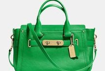 HANDBAGS / by Coach, Inc.