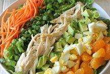 Food - Salads / All about dem salads