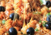 Food - Casseroles / Casseroles in all their glory