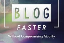 Blogging / Resources, tips, and tools for bloggers