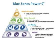 #Power9 / We assembled a team of medical researchers, anthropologists, demographers, and epidemiologists to search for evidence-based common denominators among all the Blue Zones in the world. We found the #Power9.