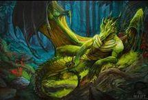 Dragons / by AardeKracht (Geeske)