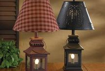 LAMPS WITH STYLE / by Dick N Jan Breedlove