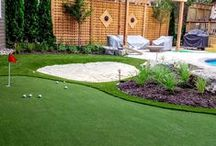 Putting Greens and Artificial Turf