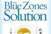 Blue Zones Solution / Dan Buettner, the New York Times bestselling author of The Blue Zones, lays out a proven plan to maximize your health based on the practices of the world's healthiest people. For the first time, Buettner reveals how to transform your health using smart eating and lifestyle habits gleaned from new research on the diets, eating habits, and lifestyle practices of the Blue Zones. #BlueZonesSolution