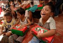Operation Christmas Child / by Leslie McCoy
