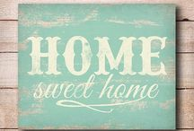 Home Sweet Home --------->
