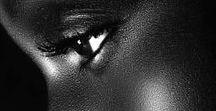 BLACK / Black: Determination ~ Action ~ Independance ~ Boundaries ~ Distinctness ~ Sobriety