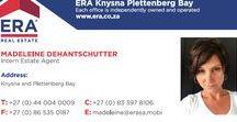 ERA Real Estate Knysna Plettenberg Bay / ERA Knynsa / Plettenberg Bay Properties for sale.