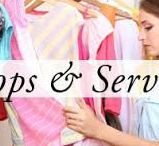 Shops and Services---------->