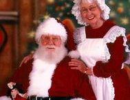 Mr & Mrs Claus' NOEL