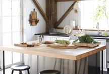 Kitchen / Kitchens / by Anca Hoble