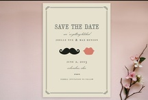 Design-Invites Wedding / by Kendra (Leikam) York