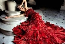 My Favorite Color - Red / by Gia Milazzo Smith / Designs By Gia Interior Design
