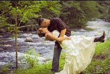 Wedding, Wedding, Wedding! / Join us here in Gatlinburg for your wedding! / by Visit Gatlinburg