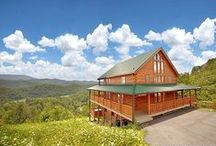 Cabins in Gatlinburg / by Visit Gatlinburg