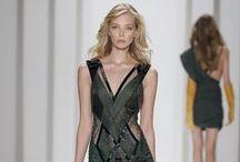 J. Mendel Fall 2012 / Looks from the J. Mendel Fall 2012 New York Fashion Week Show