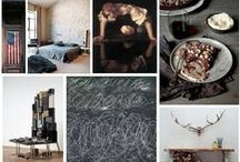 interior moodboards / by Rupert Smith