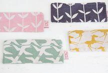 Fabrics  / by Fiona Koene