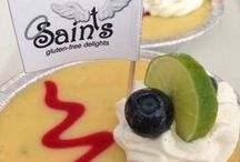 Sinners & Saints Dessert Specialties / Decadent desserts that are in a category all by themselves!