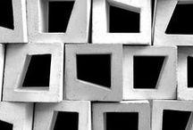 paredes de madera/ piedra/ otros materiales / by Carla Perin