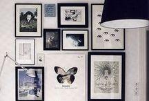 Wall to Wall  / diy art & wall installation ideas/inspiration  / by Christy Kramer