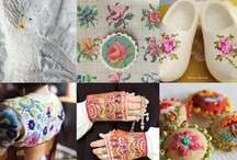 EMBROIDERY / by ULUNA