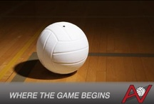 Where The Game Begins / WHERE DID THE GAME BEGIN FOR YOU?  E-mail us your photos at info@allvolleyball.com and receive a $10 gift certificate! Your photo will also be featured on our board! / by All Volleyball
