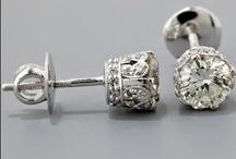 Diamonds are a girl's best friend!