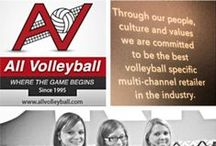 The All Volleyball Blog / Stories that have inspired us, created by us. / by All Volleyball