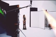 Behind the Scenes of the J. Mendel 2014 Shoot / Behind the Scenes of the J. Mendel Resort 2014 Campaign featuring model Bette Franke. www.jmendel.com