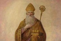 St. Nicholas of Myra / by Myra Liston