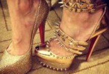 Footwear / by Nina Packalen