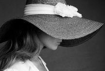Floppy hat / फ्लॉपी टोपी / #fashion #hat #floppy / by мaяiа अज़ुसा