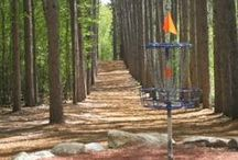 Disc Golf in Gatlinburg / by Visit Gatlinburg