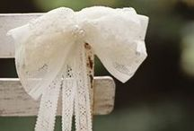 Little Extras / Lots of pretty little extras for your wedding day.