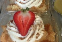 Gluten Free / Gluten Free Items available at Sinners and Saints Desserts!