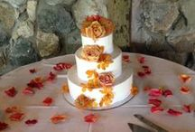 Wedding Cakes / Custom Wedding Cakes by Sinners and Saints Desserts!