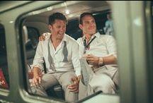 Groom & Groom / Photography inspiration for same sex weddings