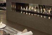 hearth of the home / Fireplaces
