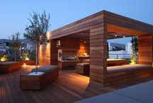 the great outdoors / Outdoor spaces