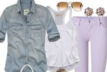 Spring Bling Fashion / Spring and summer fashion ideas.   / by Kathy Marshall