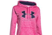 Women's UNDER ARMOUR / by All Volleyball