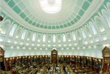 LIBRARIES WE LOVE / Some of the most beautiful libraries from across the globe.