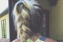 Sporty Hairdos / Bad Hair Days: Ain't nobody got time for that / by All Volleyball
